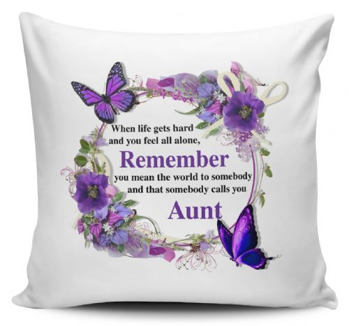 That Somebody Calls You... Floral Cushion Cover